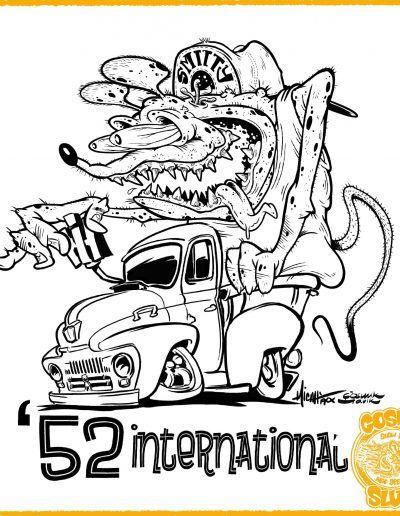 Rat Truck